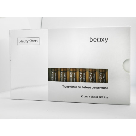 BEAUTY SHOT PEEL SHOT BEOXY 10 UNIDADES X 2 ML